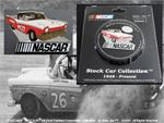 NASCAR 1957 Collectible Pin-1957 Ford Fairlane Convertible