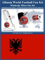 Albania Football Fan Kit
