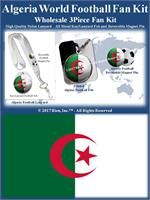 Algeria Football Fan Kit