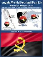 Angola Football Fan Kit