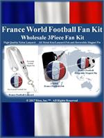 France Football Fan Kit