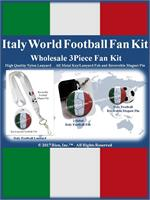 Italy Football Fan Kit