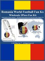 Romania Football Fan Kit